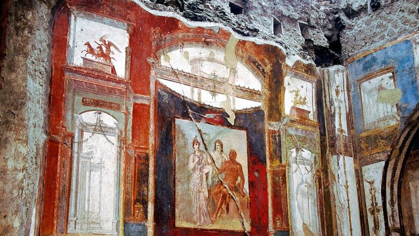 POMPEII HERCULANEUM FULL  DAY (8 HOURS) BY CAR 1/3 PAX