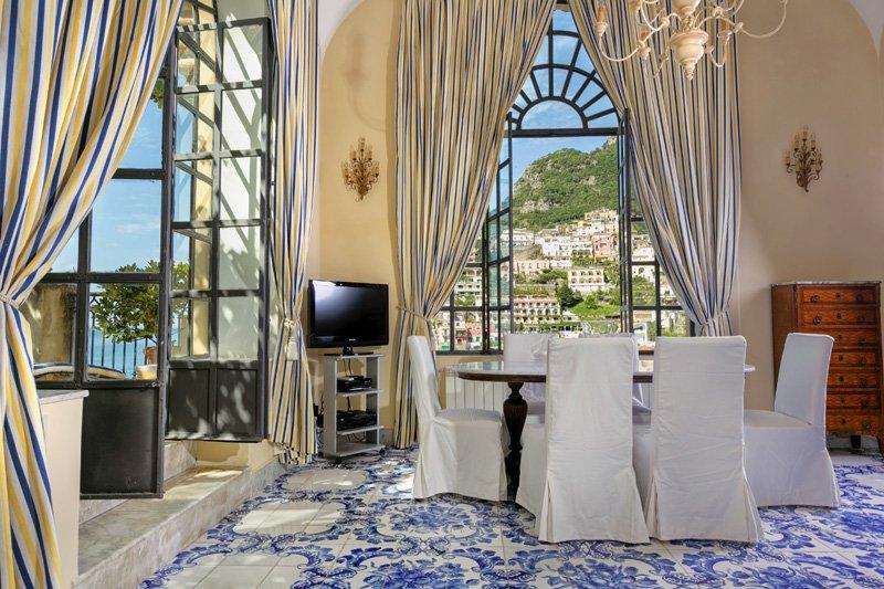 Villa La Sponda - Giardino Apartment