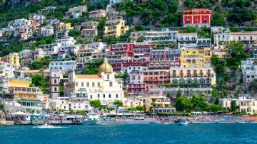 AMALFI BY BOAT QUALITY TOUR