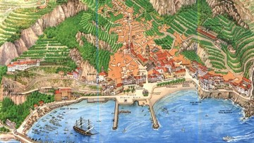 Positano and Amalfi boat tour Lobra