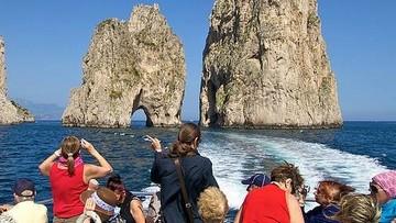 Escursione in barca a Capri da Napoli
