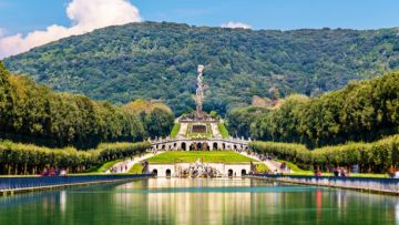 CASERTA FULL  DAY (8 HOURS) BY CAR 1/3 PAX