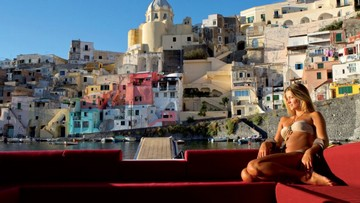 ISCHIA AND PROCIDA BOAT TOUR FROM SORRENTO