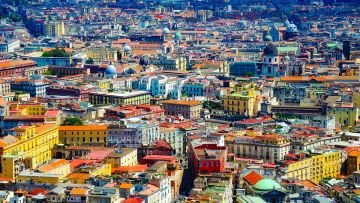 NAPLES FULL  DAY (8 HOURS) BY CAR 1/3 PAX