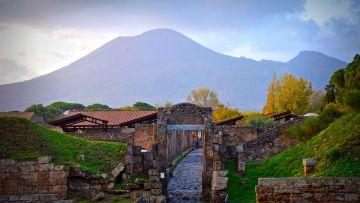 Pompei Vesuvio Full Day by car 1/3 pax