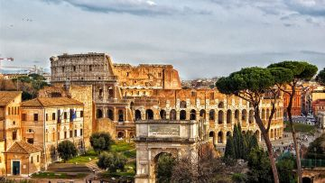 ROMA FULL  DAY (9 HOURS) BY CAR 1/3 PAX