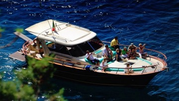 Escursione in barca in Costiera Sorrentina e Capri da Sorrento – Easy Going