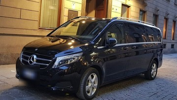 TRANSFER SORRENTO/NAPOLI APT/FS  OR VICEVERSA 4/8 PAX BY MINIVAN