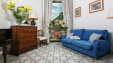 Villa La Sponda - Ischia Apartment