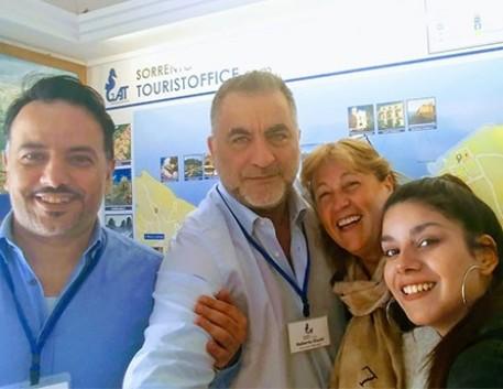 Pino Gargiulo e Roberto Giusti